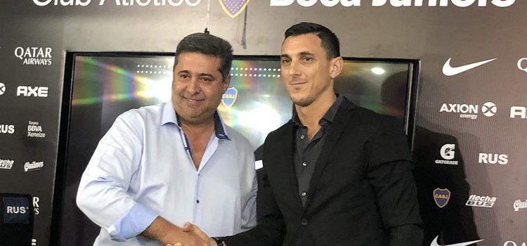Nicolas Burdisso nuevo director deportivo de Boca Juniors 21 septiembre, 2021