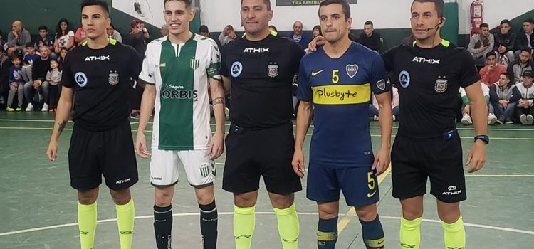 Boca Banfield Futsal 2 marzo, 2021
