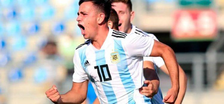 gonzalo maroni seleccion argentina sub 20 mundial 4 marzo, 2021