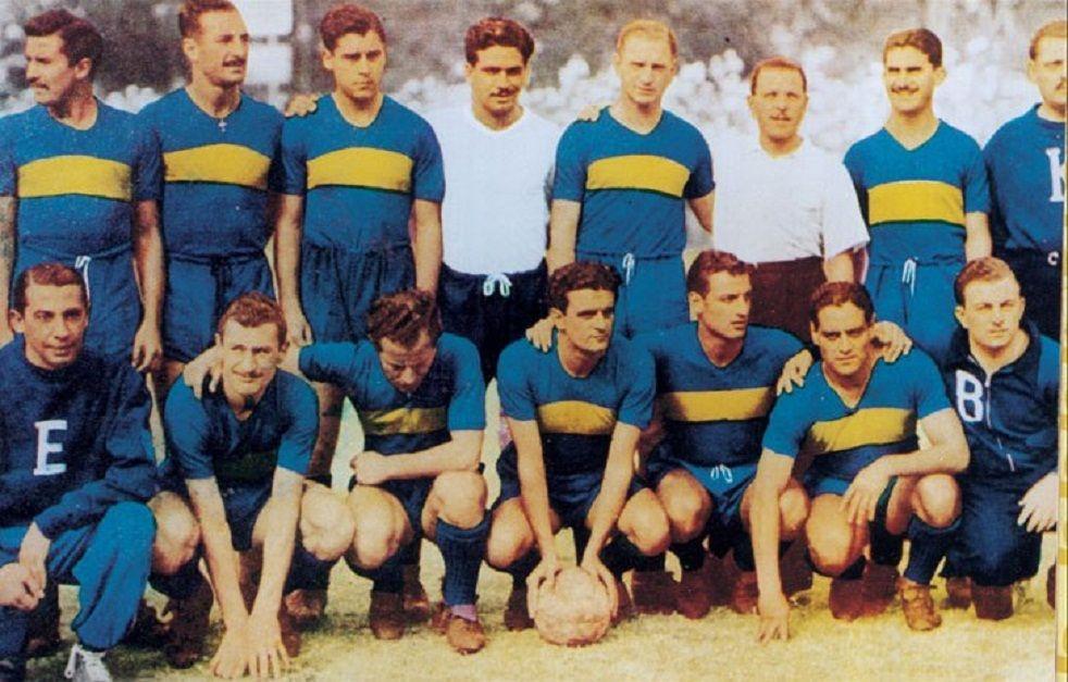 boca campeon 1944 10 junio, 2021