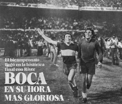 boca campeon 1976 10 junio, 2021