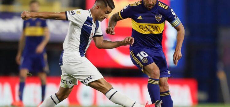 Boca 0 1 Talleres 26 julio, 2021