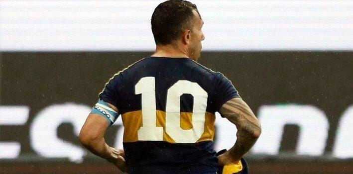 Carlos Tevez gol a Internacional 24 febrero, 2021