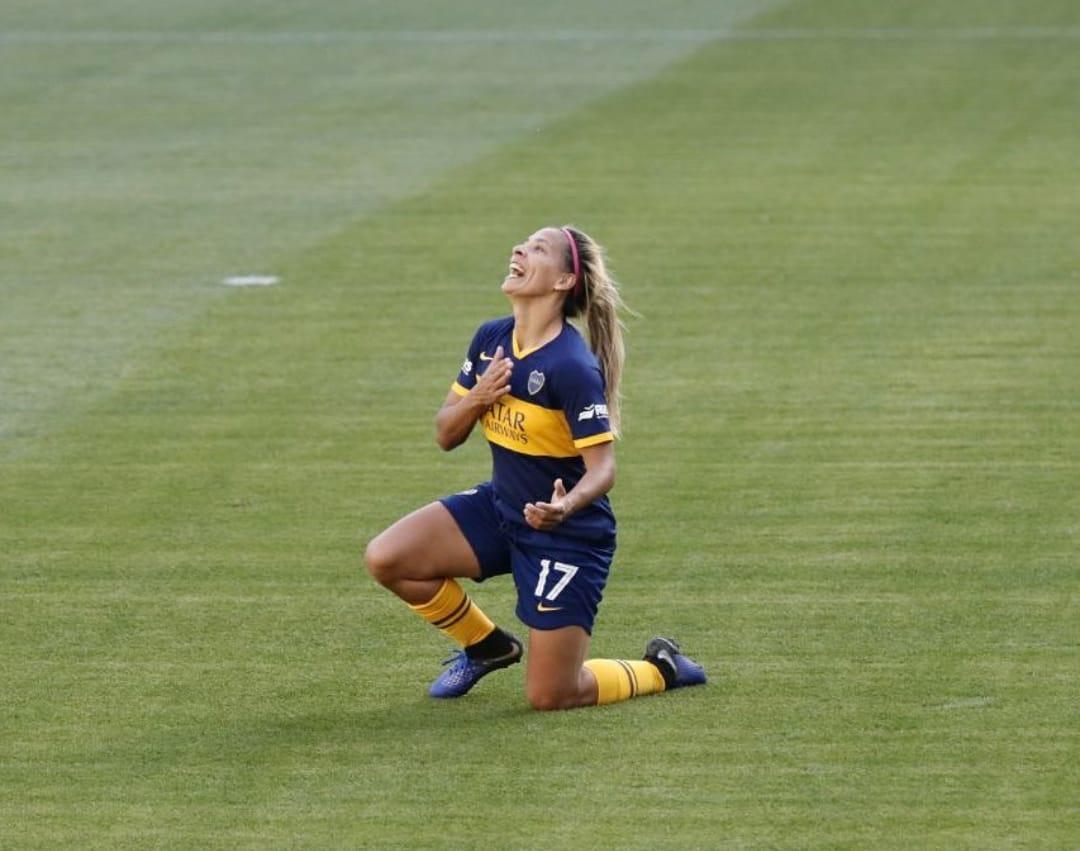 Boca primer campeón femenino profesional
