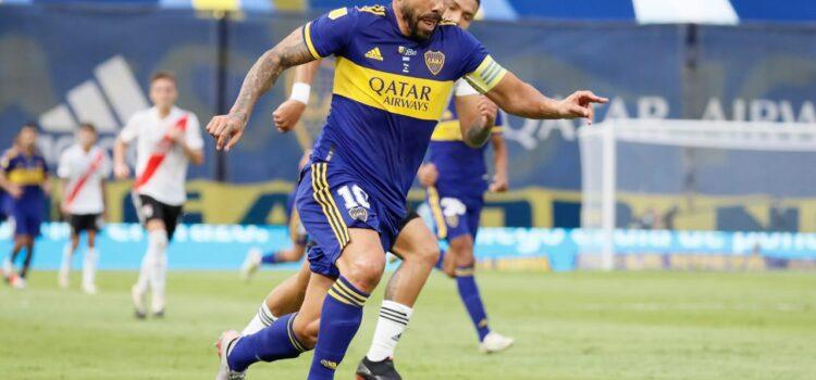 Carlos Tevez Superclasico 26 julio, 2021