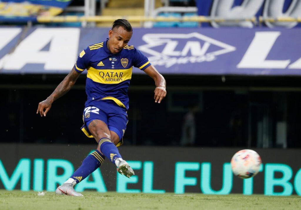 Villa gol a River 26 julio, 2021