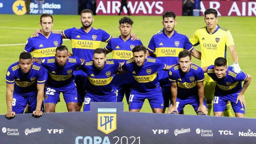 1×1 Boca vs Sarmiento