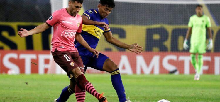Boca 0 0 Barcelona 26 julio, 2021