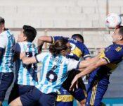 Boca 0 2 0 4 Racing 10 junio, 2021
