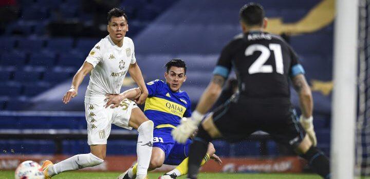 Boca 0 0 Racing. San Arias 19 septiembre, 2021