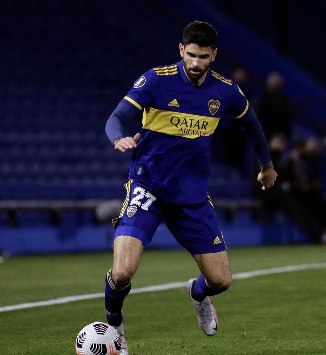 """Nicolás Orsini: """"El empate tiene sabor amargo"""""""